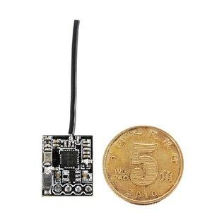 Image 2 - 2 adet FS RX2A RX2A 2.4G uyumlu alıcı FS I6 i6 FS I6X i6x FS I6S FS TM8 FS TM10 FS I10 verici uzaktan kumanda