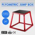 60 см Фитнес упражнения прыжок Plyometric Plyo Box шаг крест тренажерный зал спортивные тренировки