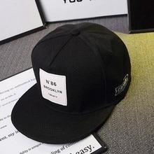 Unisex Men Women Bboy Hip Hop Adjustable Baseball Snapback Hat Cap