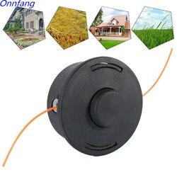 Onnfang автоматическая резка 25-2 нейлоновая линия триммер Замена ударная головка для газонокосилки садовые инструменты