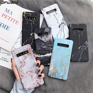 Hard PC Marble Phone Case For Samsung Galaxy S20 Ultra S10 S9 S8 Plus S10E S7 Edge Note 9 8 10 Plus Case Cover Ultra Slim Shell