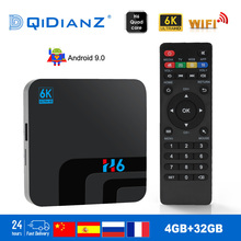 H6 TV BOX Smart 6K Ultra HD 4+32G Android 9.0 Movie