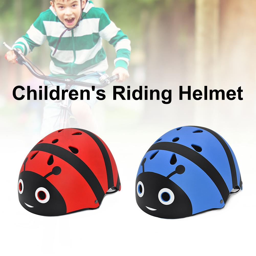 Ultralight Kids Bicycle Helmets Children Cycling Helmet Safety Helmets Kid Headpiece For Outdoor Sports Riding Skating