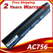 14.8 V 4 โทรศัพท์มือถือ AL12B32 AL12X32 AL12A31 AL12B31 Battery สำหรับ Acer Aspire One 756 V5 171 725 สำหรับ TravelMate B113 B113M b113 M C7 C710