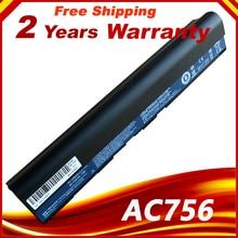14.8v CÉLULA 4 AL12B32 AL12X32 AL12A31 AL12B31 Bateria para Notebook Acer Aspire One 756 V5 171 725 PARA TravelMate B113 B113M B113 M C7 C710