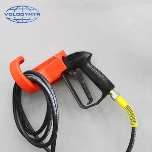 Image 4 - Volodymyr pistolet na wodę pod wysokim ciśnieniem wieszak myjnia samochodowa wspornik naścienny myjnia hak narzędzia do wężą uchwyt do przechowywania