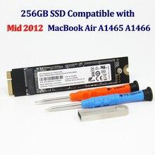 256 ギガバイトのssd mid 2012 macbook air A1466 A1465 Md223 Md224 Md231 Md232 ソリッドステートドライブmac空気 256 グラムハードディスクドライブssd