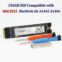 256GB SSD Giữa năm 2012 Macbook Air A1466 A1465 Md223 Md224 Md231 Md232 Ổ SSD Mac Air 256G Ổ đĩa Cứng SSD