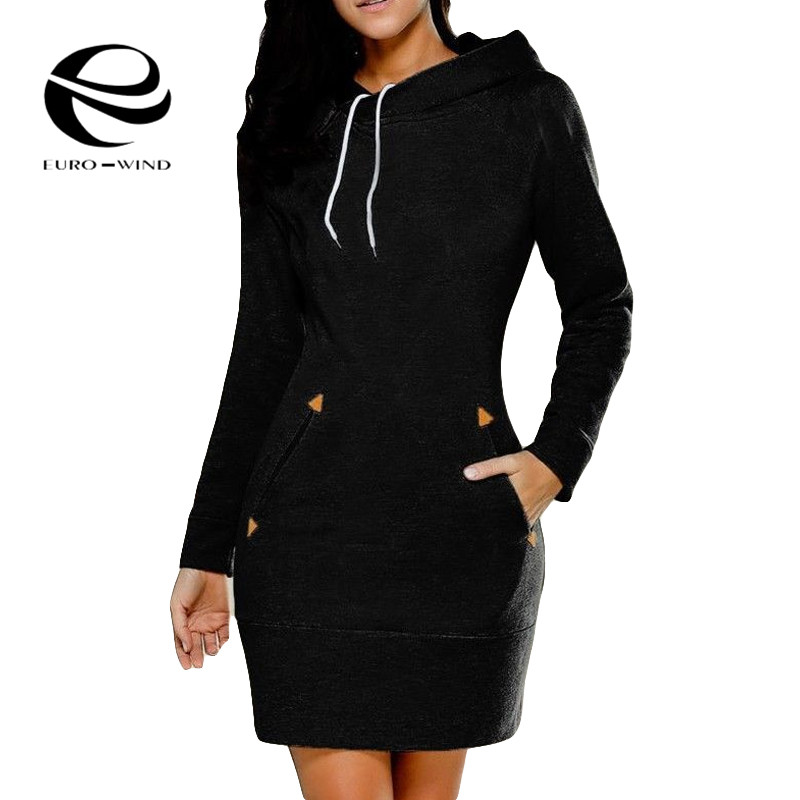 Plus Size 5XL 2019 Autumn Winter Casual Women Long Hoodies Sweatshirt Pullover Outerwear Hooded Jacket Outwear Tops Kpop Bangtan