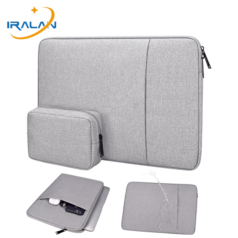 Waterproof Sleeve Pouch Bags 14 15.6 Inch For Macbook Air 13 Pro 15 Touch Bar 11 12 Laptop Bag For Xiaomi Samsung Notebook Case