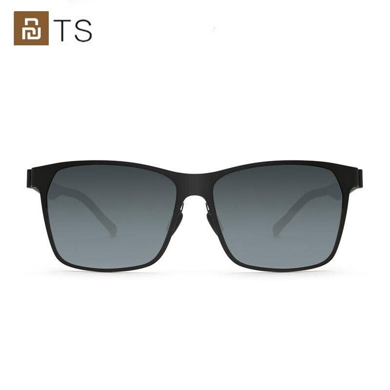 Новые ультратонкие нейлоновые солнцезащитные очки Youpin TS, легкие поляризационные очки для путешествий на открытом воздухе