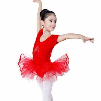 Cute Girls Ballet For Children Girl Dance Clothing Kids Costumes Leotard Dancewear