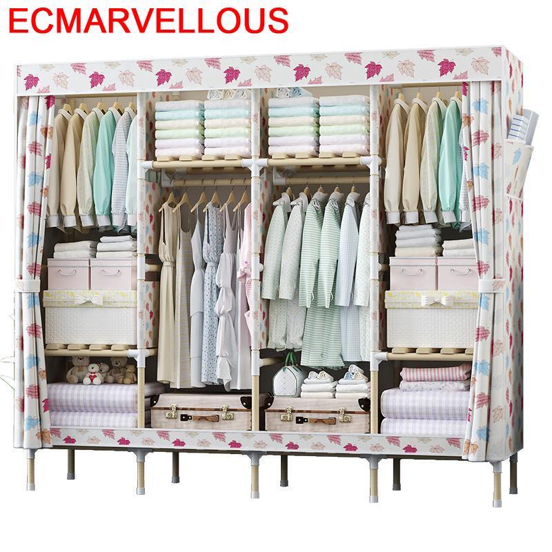 Chambre Meuble Rangement Storage Meble Ropero Dresser Bedroom Furniture font b Closet b font Mueble De
