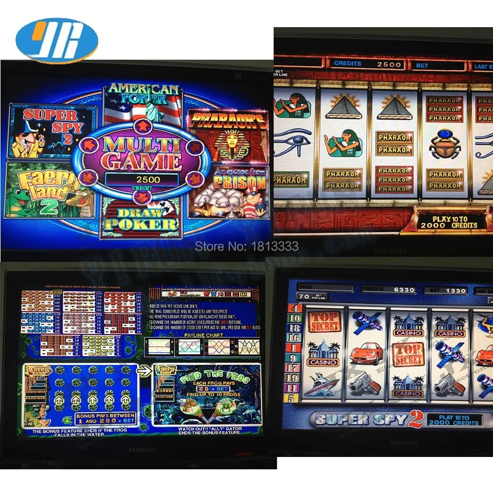 Multi 6x Poker Game Board Slot Pcb Popular Casino Gambling Machine 60 95 Win Rate Game Pcb Casino Pcbgambling Machine Aliexpress