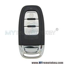 smart remote key case 8T0959754C  3button car key for Audi A6 Q5