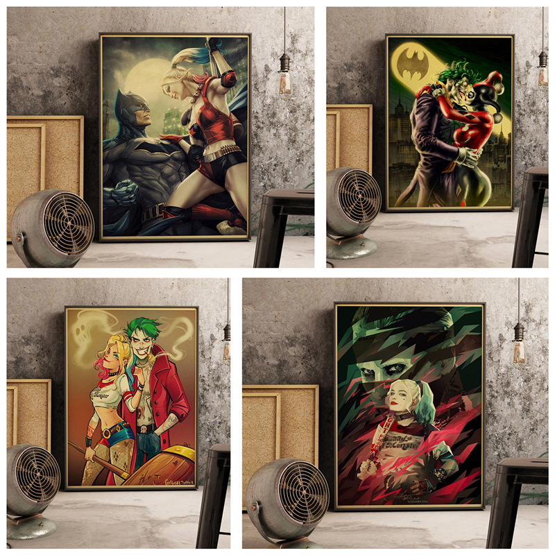 Catwoman Batman Comic Superhero Silk Poster Wall Art Canvas Print 12x18 32x48