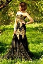 Русалка выпускное платье 2020 роскошная аппликация Тюль Длина