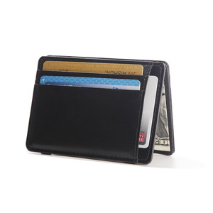 Унисекс, волшебный чехол для кредитных карт, двойные бумажники из искусственной кожи, для мужчин и женщин, держатель для карт, Мини кошельки,...