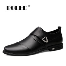 Spring Comfortable Men Casual Shoes Oxfords Fashion Quality Men Shoes Genuine Leather Flats Business Shoes Men surgut spring autumn comfortable genuine leather men casual shoes fashion men breathable vintage classic flats shoes size 38 45 page 4 page 5 page 4