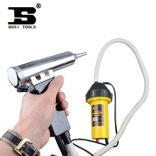 цена на Split plastic hot air gun welding torch 1000W PVC/PE/PP Sheet welding gun