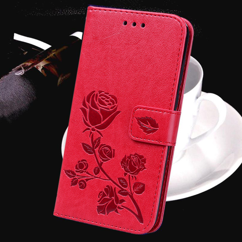 Magnetic Leather Wallet Phone Case for <font><b>Alcatel</b></font> 1 5033 1C 5009 5003 1X 5059 <font><b>5008Y</b></font> 1S 5024D 1V U5 HD 5047D 4047D 5044D Back Cover image