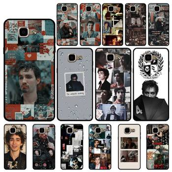 Babaite Robert sheehan Klaus Luxury Unique Phone Cover for Samsung A6 A8 Plus A7 A9 A20 A20S A30 A30S A40 A50 A70 image