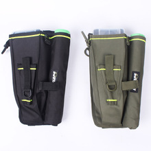 Многофункциональная сумка для приманки для ловли на ногу, кошелек для ловли нахлыстом, спиннинговая удочка, коробка для наживки, портативный комплект