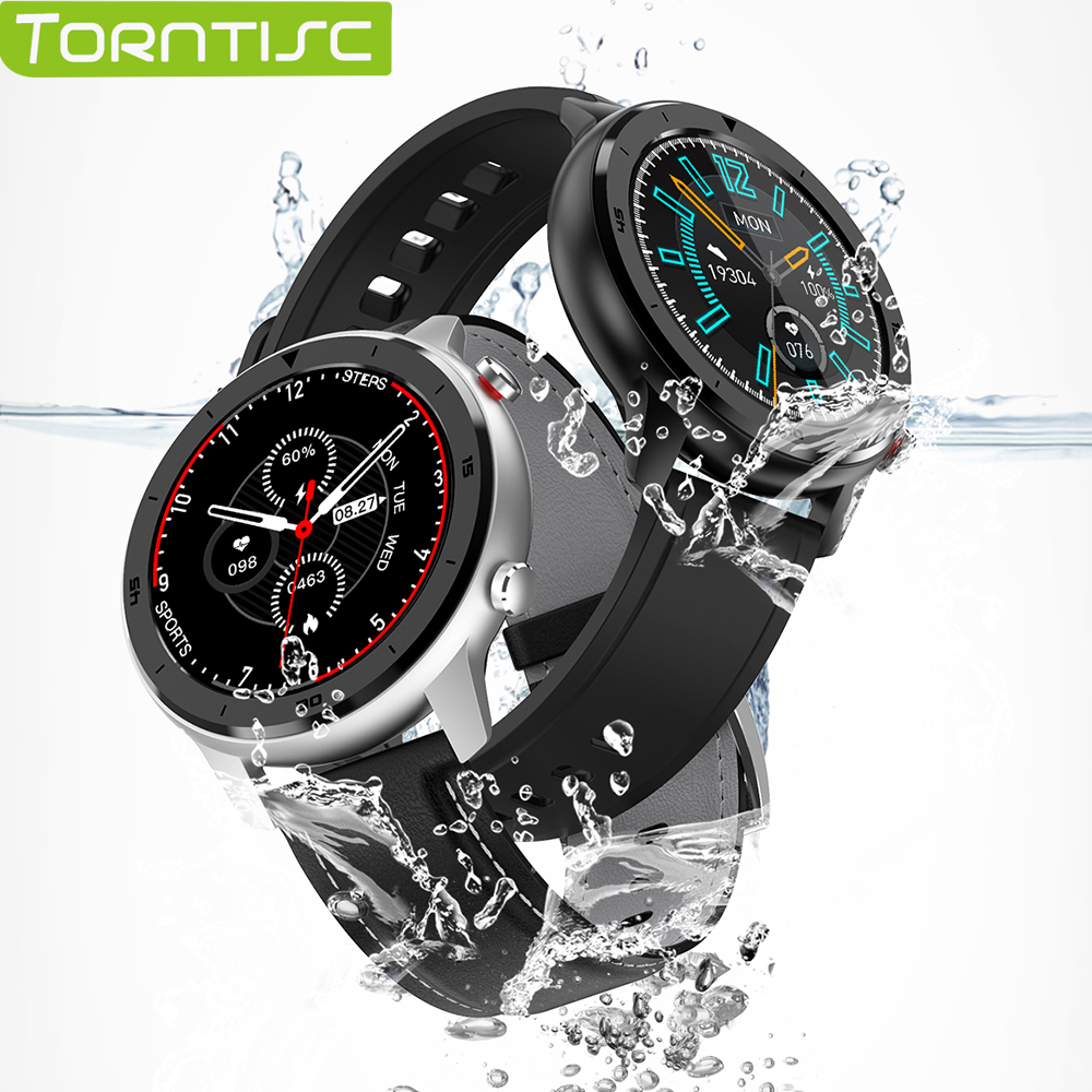 Torntisc DT78 Smart Watch Men Full Touch Screen Heart Rate Blood Pressure Oxygen Monitor For Huawei Phone Watch GT 2 Smartwatch|Smart Watches|   - AliExpress