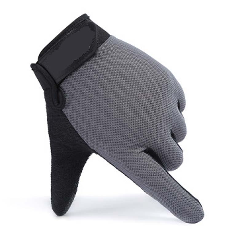 Thin Sports Gloves Outdoor Running Gloves Equipment Non-slip Breathable Gloves