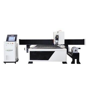 cheap 63A/120A/160A/200A 1530 cnc plasma cutter cnc cutting machine plasma sheet metal tube industrial pipe cutter manufacturers 2
