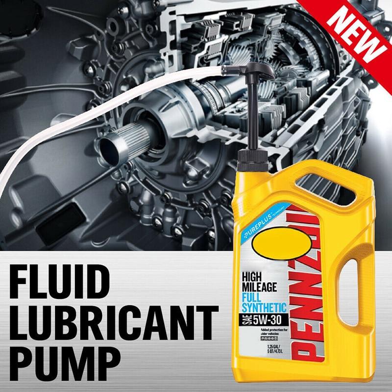 Fluid Transfer Pump Dispenser Gallon Lubricant Liquid Oil Transmission Kit TN88