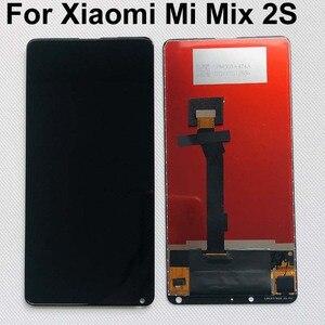 Image 5 - Pantalla LCD Original para Xiaomi Mi Mix 2S, Panel de pantalla táctil de 10 pulgadas, montaje de digitalizador LCD, pieza de reparación, 5,99