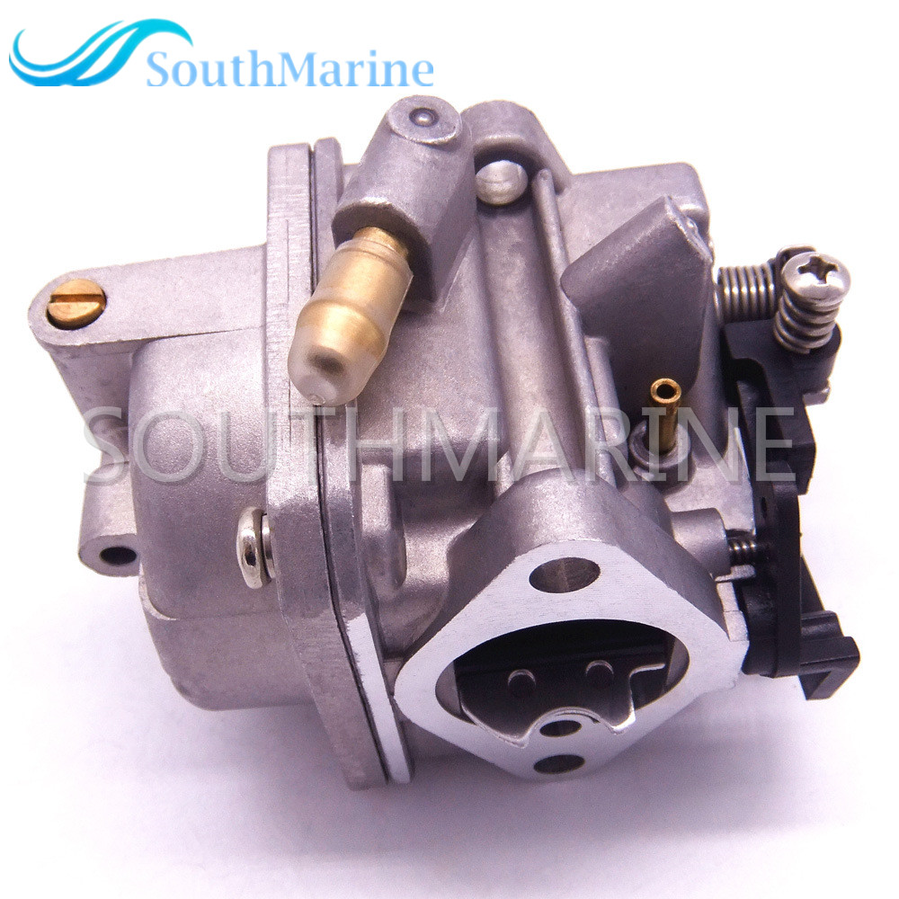 Image 2 - 3303 803522T1 803522T2 803522T03 803522A04 803522A05 803522T04 T06 Carburetor Assy for Mercury Mariner 4 stroke 4HP 5HP-in Boat Engine from Automobiles & Motorcycles