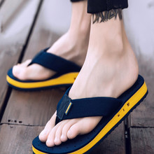 Sandals Slippers Massage Flip-Flops Fish Big-Size Summer Breathable Cool of Outside XMISTUO