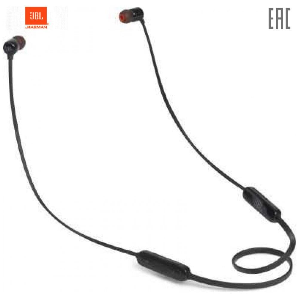 Earphones & Headphones JBL JBLT110BTWHT Portable subwoofer Bluetooth dynamics musical loudspeaker wireless Audio Video speaker acoustic system T110BT