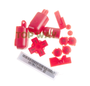 Image 5 - 1set Replacement ABXY L R D Pad Cross Button Full Button Set For Nintend DS Lite For NDSL Console Buttons Kit