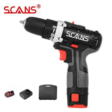 SCANS SC1121 professional tool 12V Cordless electric Screwdriver Cordless Drill Drill