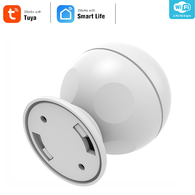NEO Coolcam Smart Wifi PIR Motion Sensor Alarm Detector Built In Battery For Smart Home Automation Support IFTTT