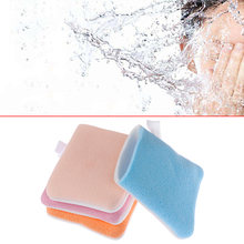 Многоразовая микрофибра губка для лица полотенце средство снятия
