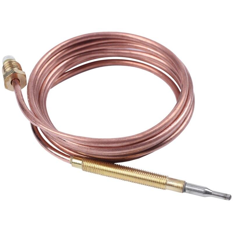BMBY-1500Mm газовая плита Универсальный термопара комплект M6X0.75 с переливом гайка (пять) замена термопары