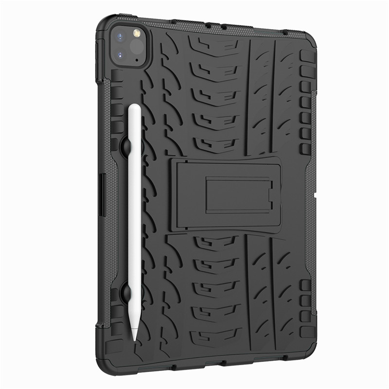 2020 Holder Pro Case With Shockproof Stand Pencil 11 Cover For Armor Case Flip New iPad