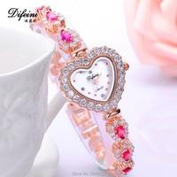 Defini Women's Watch Casual Fashion Watch Woman Watch Waterproof Quartz Watch Bracelet Watch Women's Watch