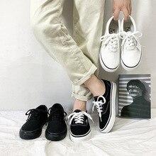 Кроссовки унисекс на плоской подошве, Вулканизированная подошва, классические, низкий вырез, повседневные лоферы, модная обувь для скейтбордингаКроссовки и кеды    АлиЭкспресс