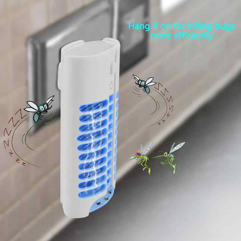2020 ไฟฟ้า shock Anti-ยุงโคมไฟรังสีแมลงฆ่า Fly สมาร์ทดักจับแสงง่ายสำหรับห้องครัว