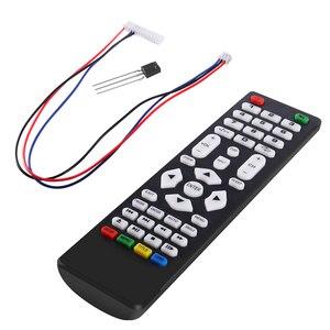 Image 4 - universal scaler kit 3663 TV Controller Driver Board Digital Signal DVB C DVB T2 DVB T Universal LCD UPGRADE 3463A with lvds