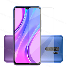 2.5D Screen Protector For Xiaomi Redmi 9 Glass For Redmi 9A 9C 8 7A 10X Pro Note 9 9S 8 Pro Tempered Glass Protective Phone Film