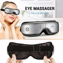 Eye Massage SPA Instrument Electric Air Pressure Eyes Massager Wireless Vibration Magnetic Therapy Folding Eye Massage XA35T new wireless bluetooth heat eye mask rechargeable smart electric eyes massager care instrument x5xc