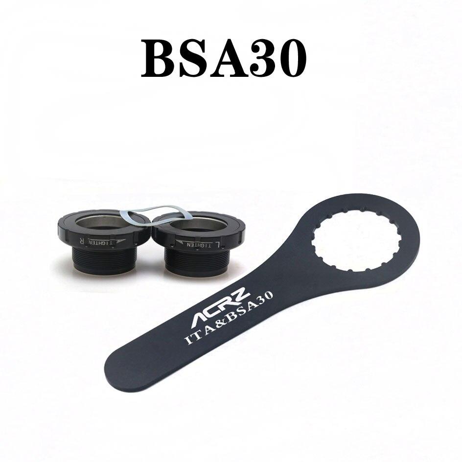 BSA30/ITA30 Bottom Bracket 68mm English To BB386EVO Crank  Including Tools