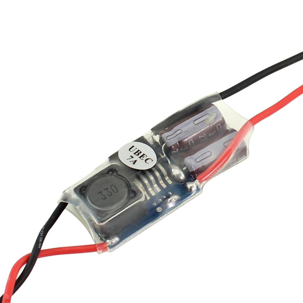 Стабилизатор напряжения 5V 7A 3-8S