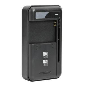 Image 1 - Cargador de Batería Del Teléfono móvil Universal 2 en 1, USB para teléfono Android, enchufe de EE. UU.